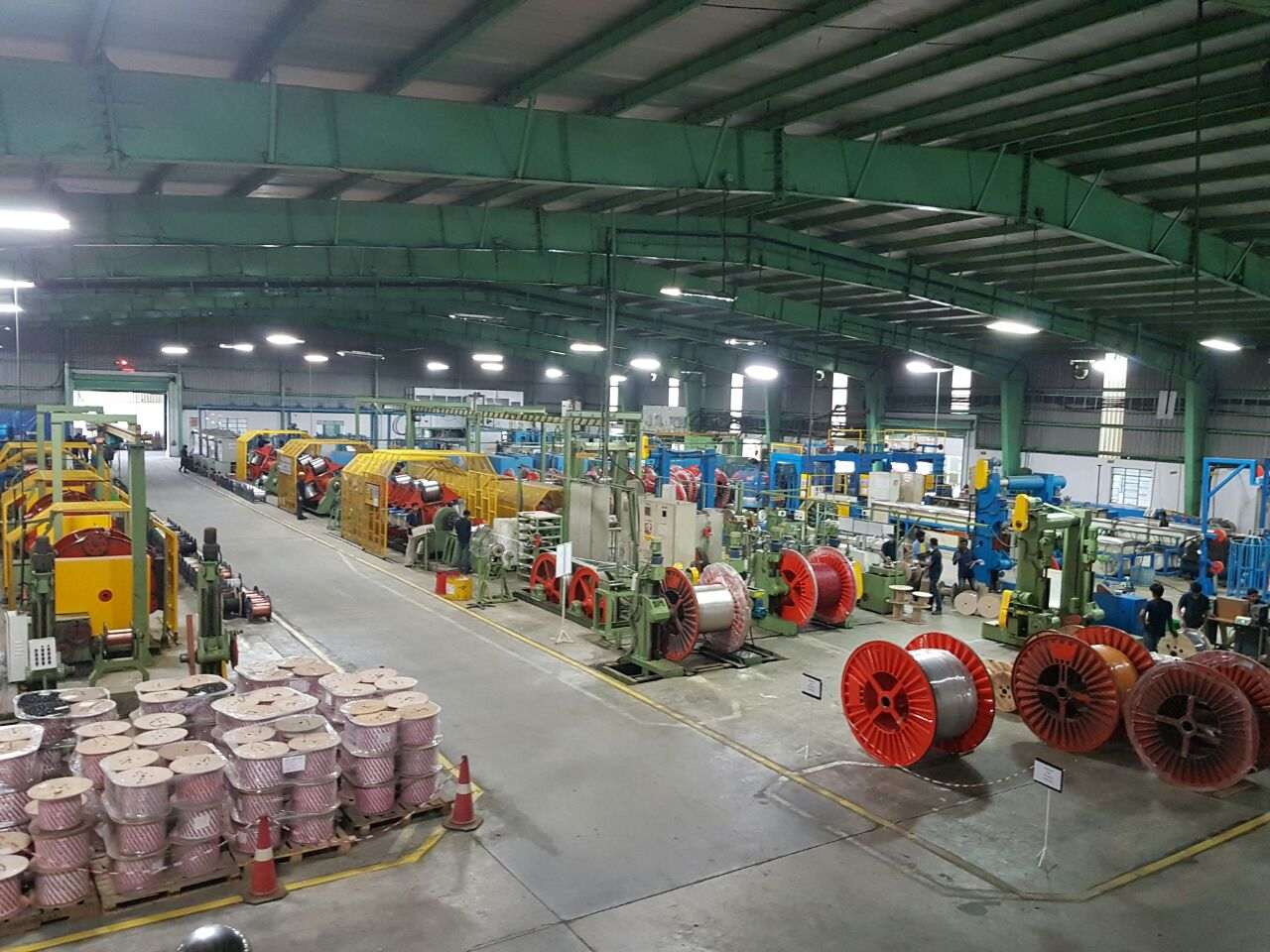 Siechem Wiring In India Photo Indias No1 Speciality Wires Cables Manufacturer